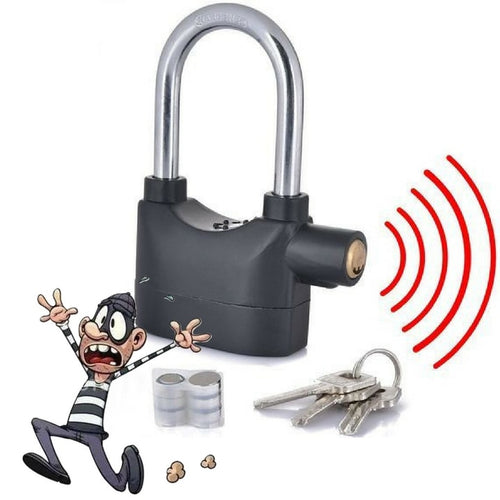 Anti-Theft Alarm Lock (BUY 1 TAKE 1)