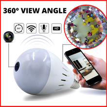 Load image into Gallery viewer, Panoramic CCTV Security Camera ⭐⭐⭐⭐⭐
