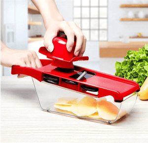 6-in-1 Multifunctional Mandoline Slicer ⭐⭐⭐⭐⭐