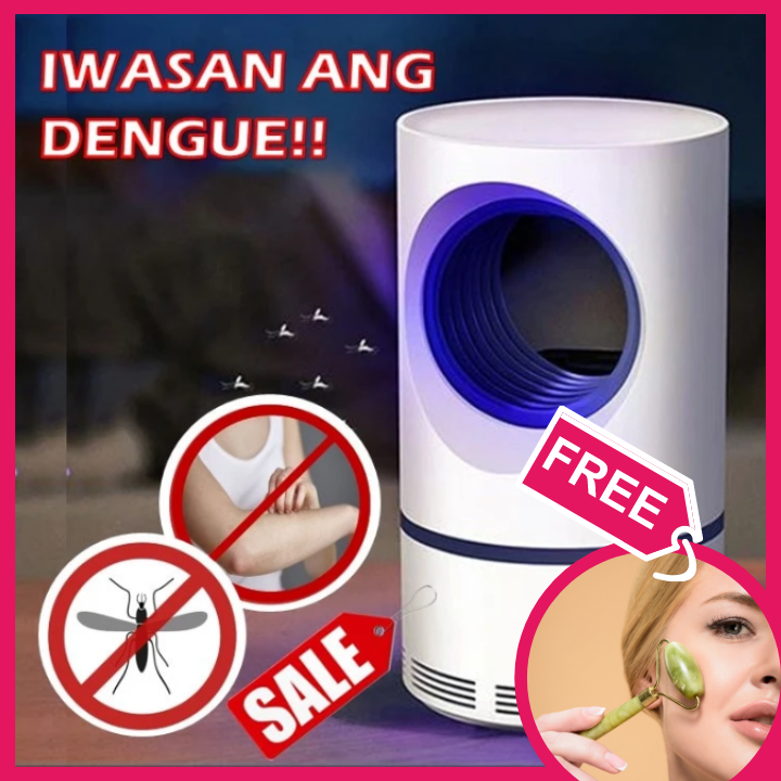 Portable Electronic Mosquito Killer + FREE GIFT ⭐⭐⭐⭐⭐