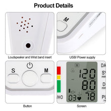 Load image into Gallery viewer, High Precision Digital Blood Pressure Monitor + FREEBIE ⭐⭐⭐⭐⭐