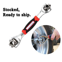 Load image into Gallery viewer, 48-in-1 Universal Socket Wrench FREE Universal Wrench