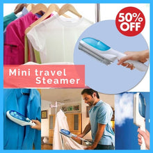 Load image into Gallery viewer, Mini Travel Steamer (50% OFF)