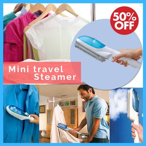 Mini Travel Steamer (50% OFF)
