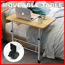 Load image into Gallery viewer, CLASSIQUE MOVEABLE ADJUSTABLE PORTABLE LAPTOP TABLE + EARPHONES & NIGHT VIEW VISION GLASSES