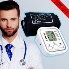 Load image into Gallery viewer, High Precision Digital Blood Pressure Monitor