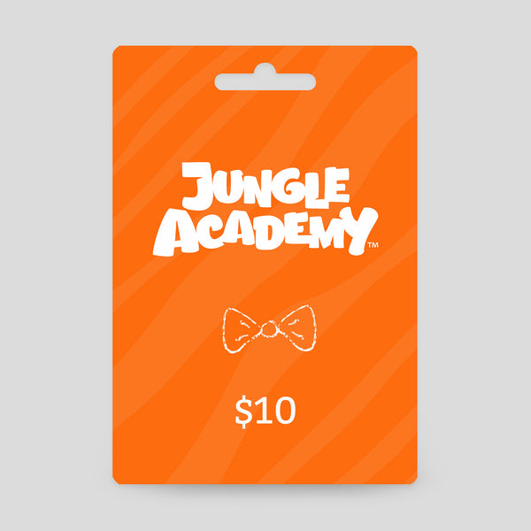 Jungle Academy Gift Card