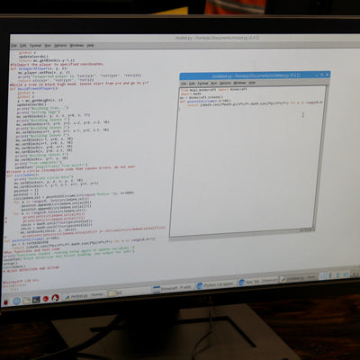 Accelerated Learning Programming Python