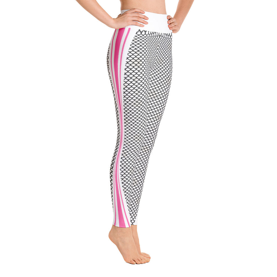 High Waist Referee Leggings