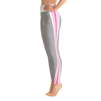 . High Waist Referee Leggings