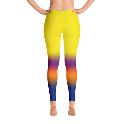 High Waist Sunshine Leggings