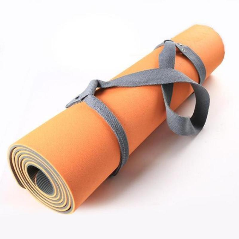 Adjustable Shoulder Strap Yoga Mat