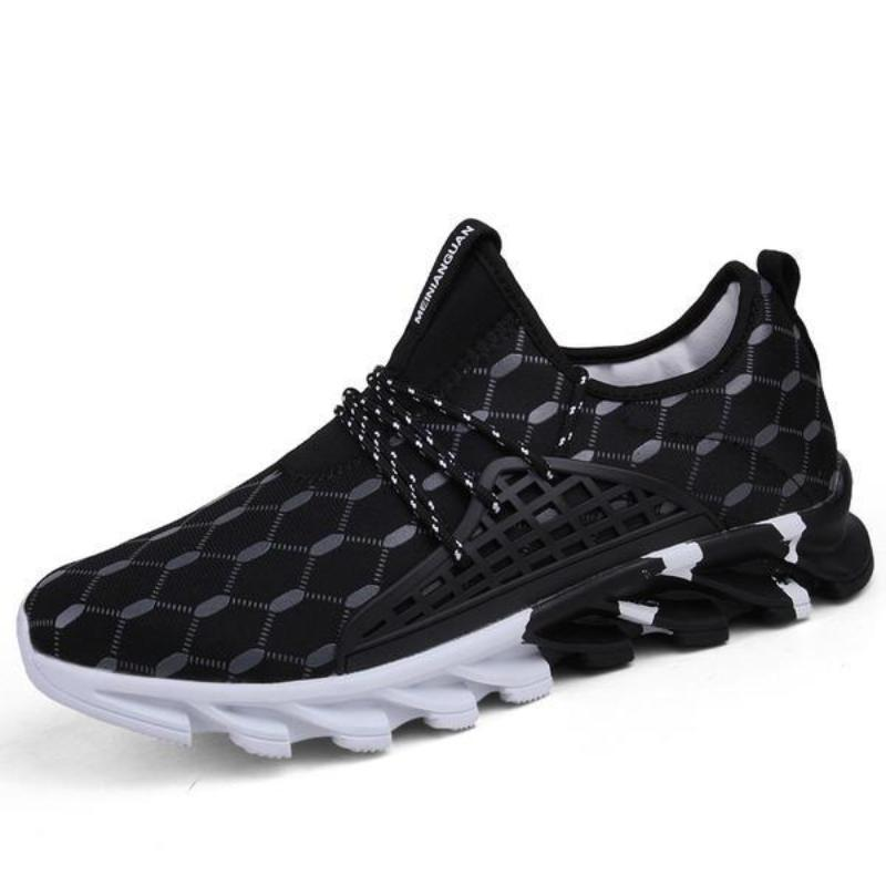 Soft Landing Breathable Fitness Shoes
