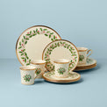 Holiday 12-Piece Plate & Mug Set