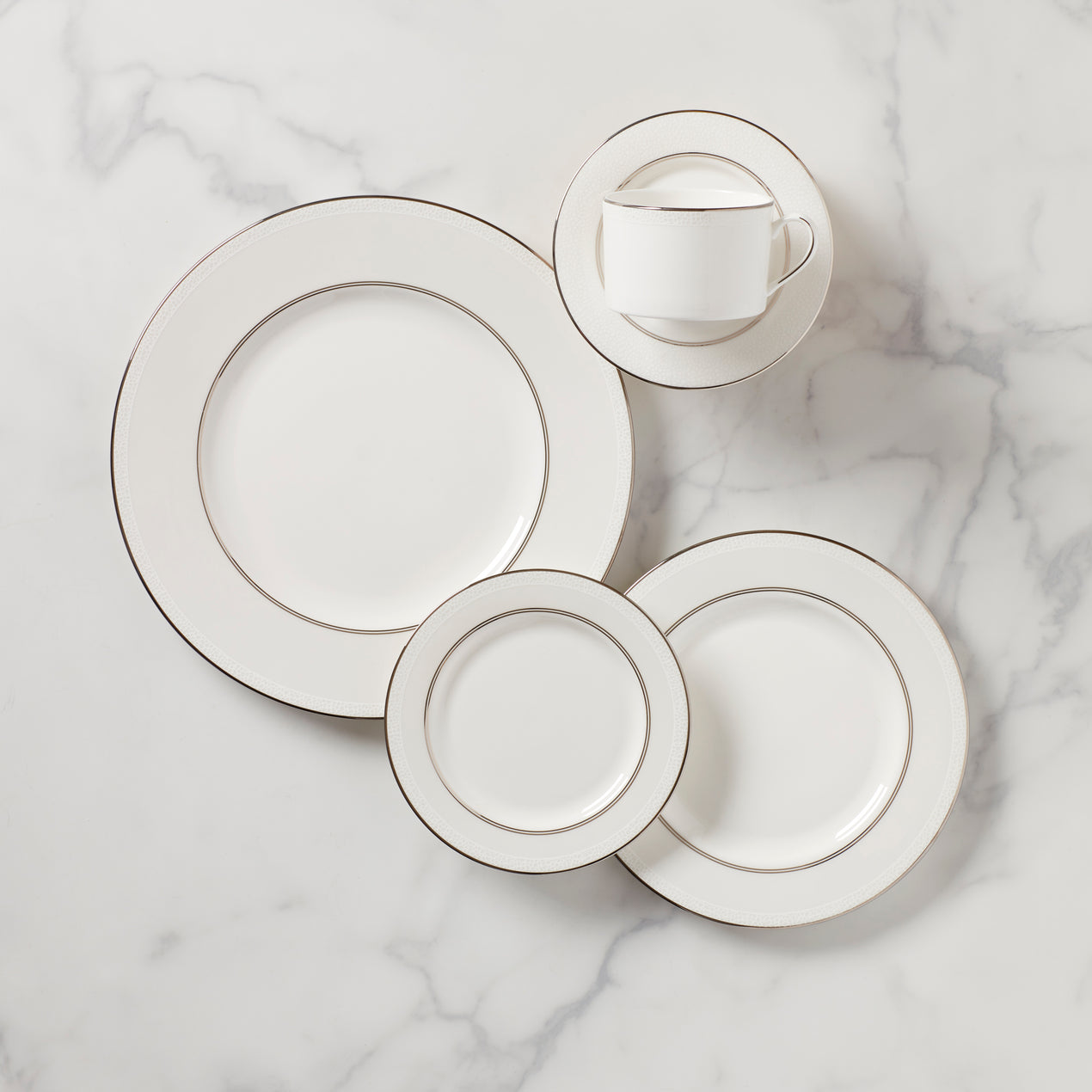 Cypress Point 5 Piece Place Setting Lenox Corporation