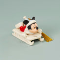 Mickey's Sledding Adventure Ornament