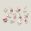 Valentine 12-Piece Ornament & Tree Set