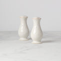 French Perle White™ Salt and Pepper Shaker Set
