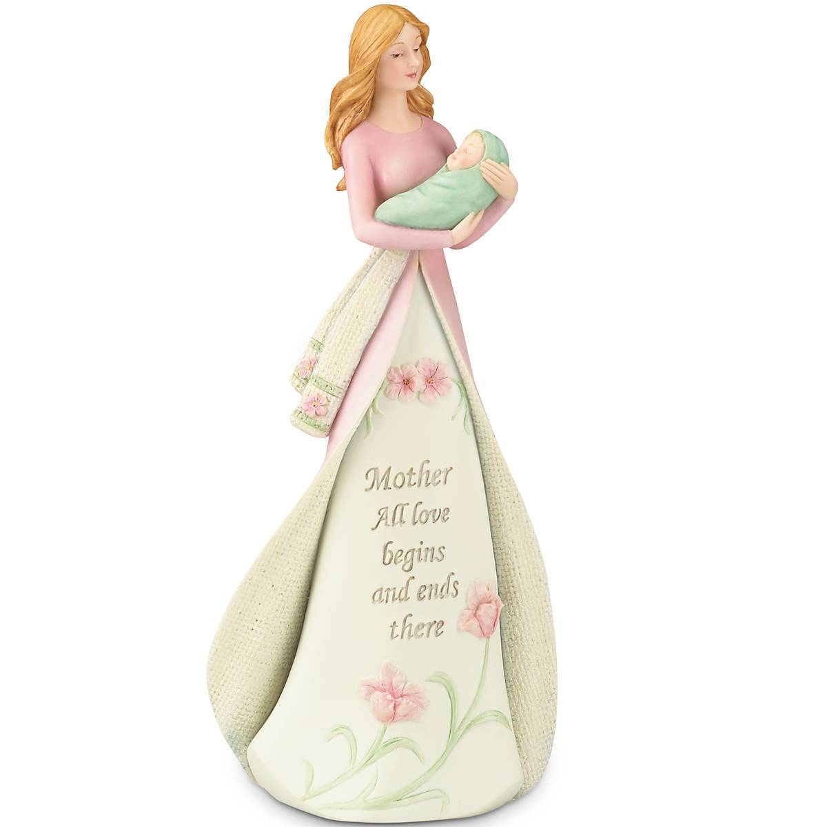 Image of A Mother's Joy Figurine by Lenox