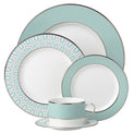 Clara Aqua™ 5-piece Place Setting