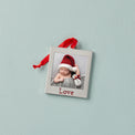 Love Photo Ornament