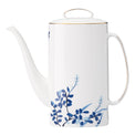 Birch Way Indigo Coffeepot