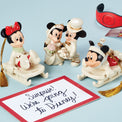 Minnie's Dream Wedding Ornament