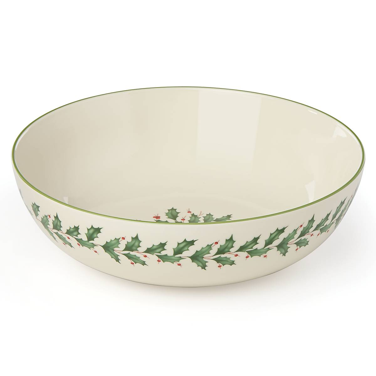 Holiday Pasta Serving Bowl Lenox Corporation
