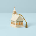Christmas Village™ Church Lighted Ornament