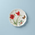 Butterfly Meadow® Holiday Amaryllis Dinner Plate