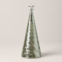 Wintery Woods™ Lit Mercury Glass Holly Tree
