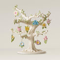 Celebrate Flowers 10-Piece Ornament Set