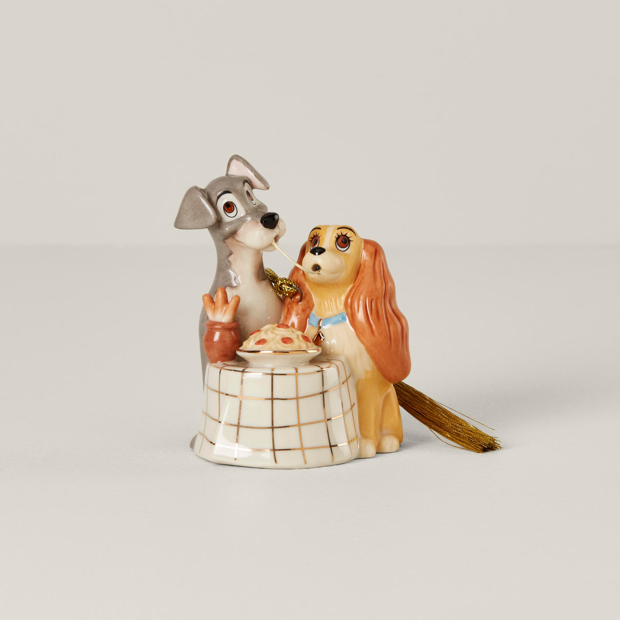 Lady The Tramp Ornament Lenox Corporation