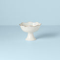 Opal Innocence Flourish Small Footed Bowl