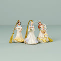 Princess 3-Piece Mini Ornament Set
