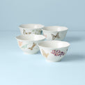 Butterfly Meadow Gold 4-Piece Bowl Set