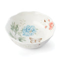 Butterfly Meadow Gold Soup Bowl