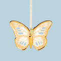 Butterfly Meadow 20th Anniversary Gold Butterfly Ornament