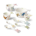 Butterfly Meadow 8-Piece Measuring Cup & Spoon Set