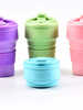 350ml Folding Silicone Cup