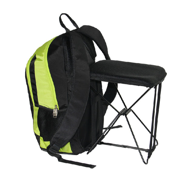 2 in 1 Backpack and Portable Chair
