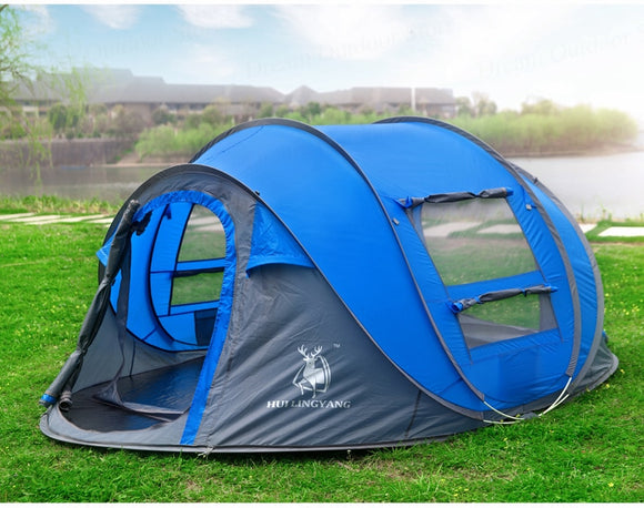 Quick Release Pop up Waterproof Tent