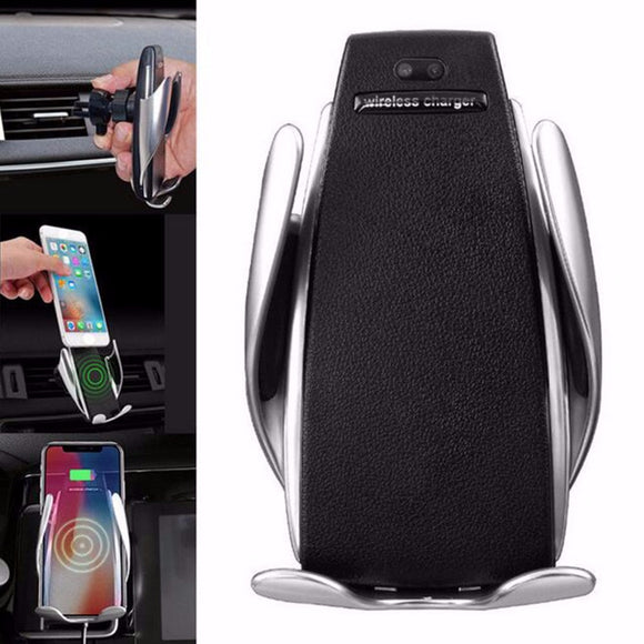 Best Auto Car Phone Holder With Wireless Charging