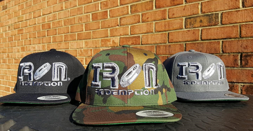 Iron Redemption Men's Embroidered Hat
