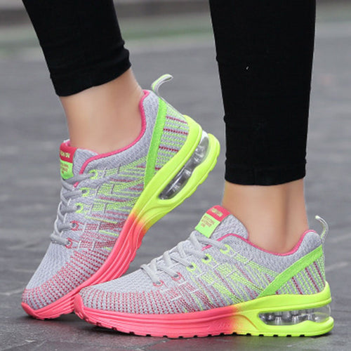 Women's Lightweight Mesh Shoes Sneakers