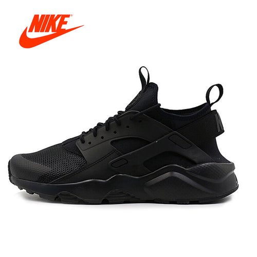 Original NIKE AIR HUARACHE RUN ULTRA Men's Breathable Shoes Sneakers