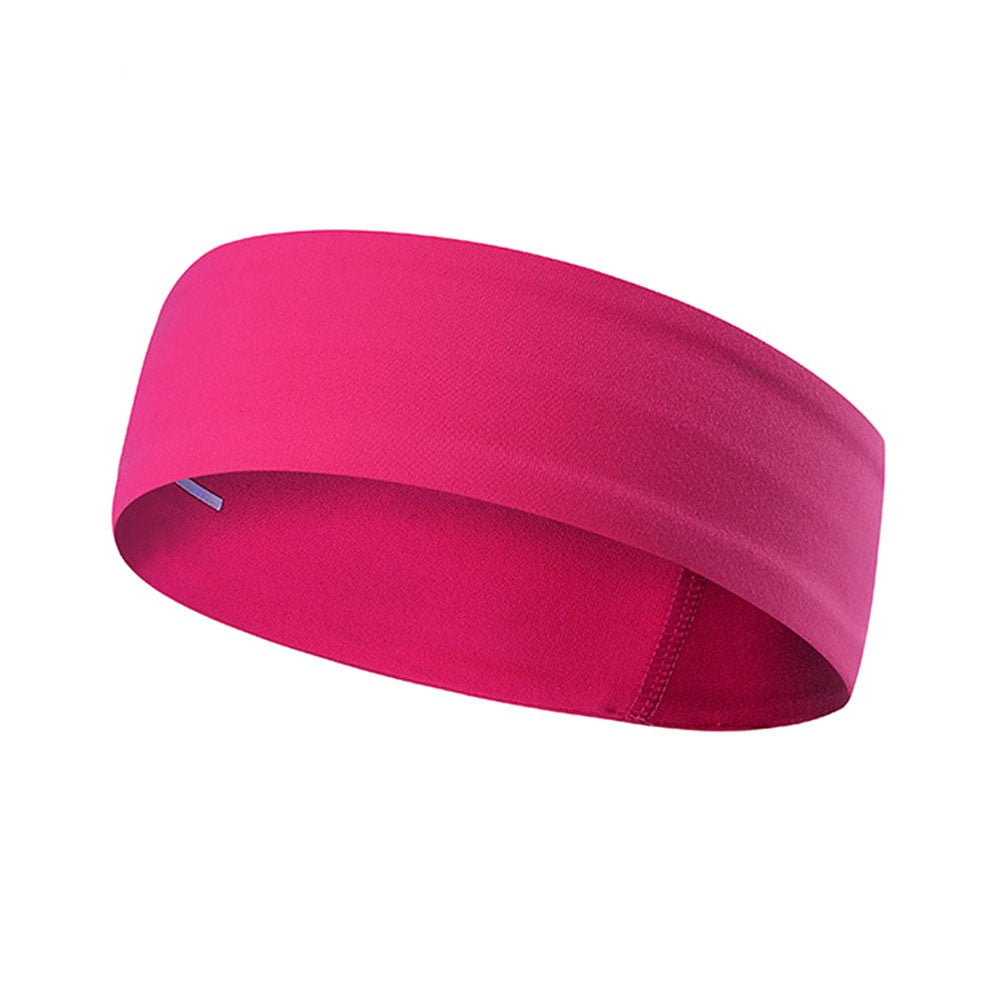Sports Headband - Silicone Non-Slip Sweatband