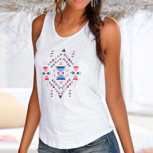 Women's Bohemian Sleeveless Tee