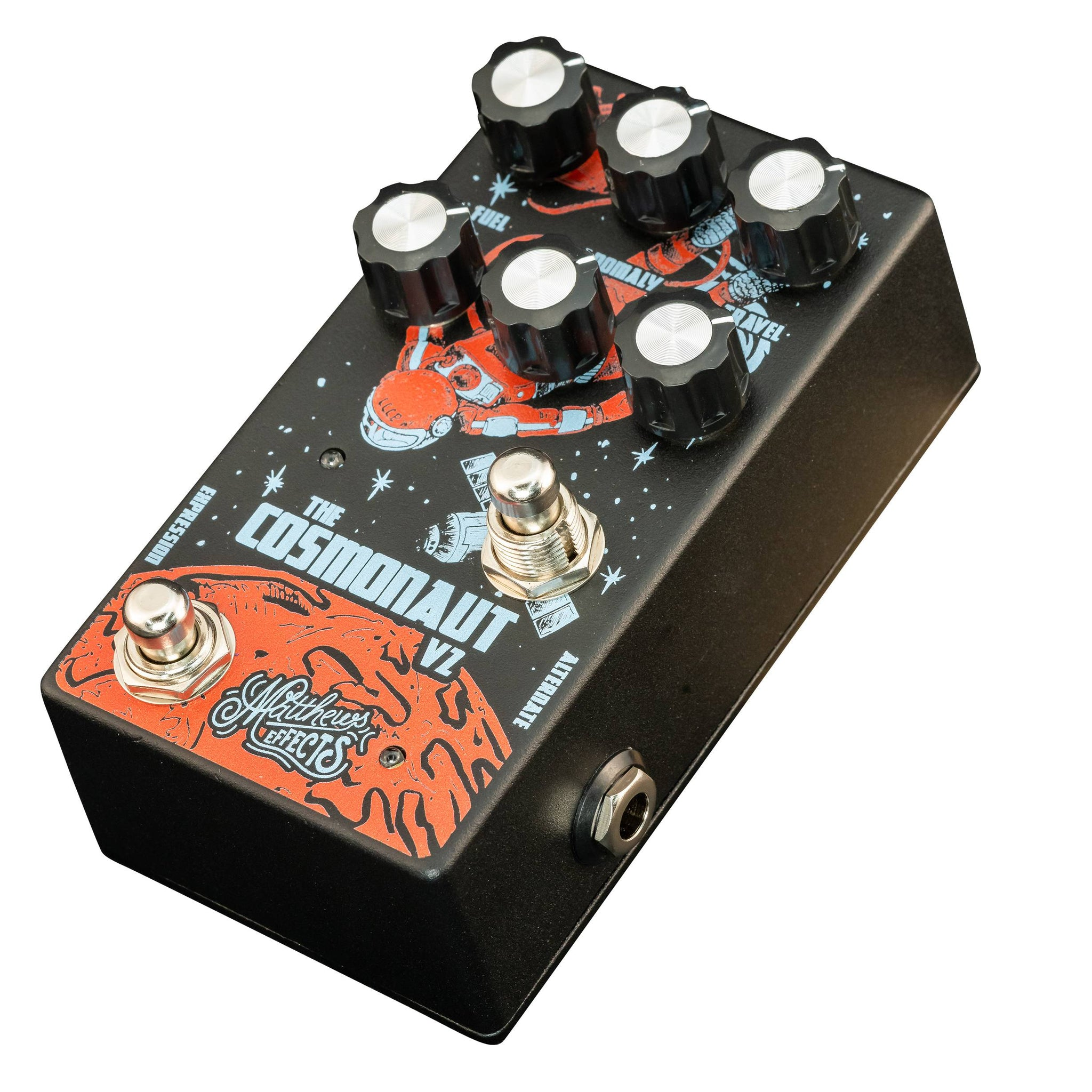 Matthews Effects Cosmonaut V2