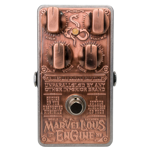 Snake Oil Fine Instruments - Marvellous Engine